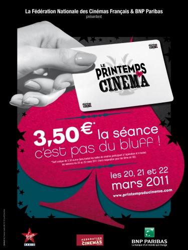 Le printemps du cinéma, BNP Paribas
