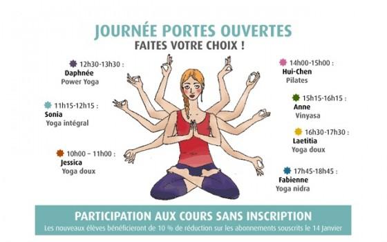 Yoga, Make me yoga, bon plan yoga, bon plan pilates, yoga gratuit, pilates gratuit