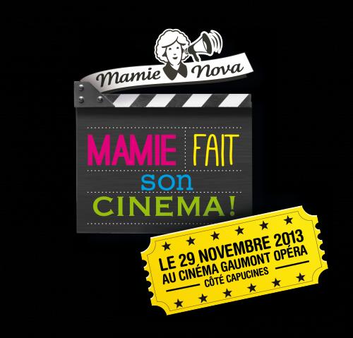 Mamie Nova, Cinema Gaumont Opera côté capucines, casse-tête chinois, bon plan Mamie Nova, bon plan cinéma