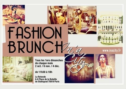 fashion brunch,la rotonde,fashion brunch in'a city