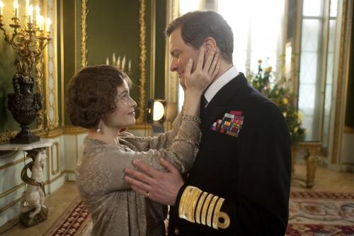 Le discours du roi, King's speech, Colin Firth, Helena Bonham Carter, Universal pictures