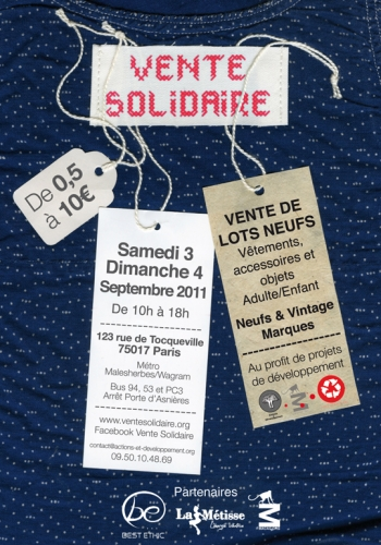 fashion brunch,la rotonde,vente solidaire,association macaq,evénement oasis