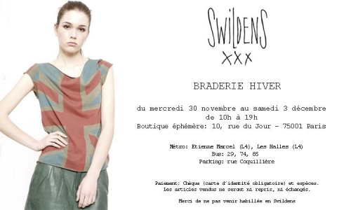 ventes presse,ventes privées,pop up shop sol en si,kookai,naf naf,heimstone,chloé,tara jarmon,april may,ba&sh