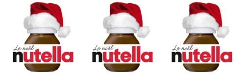 Nutella, Le noel nutella, Galerie Nikki Marquardt