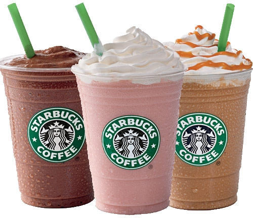 Starbucks Coffee, Frappucino