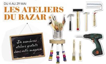 Ateliers du bazar, BHV, Petit bateau