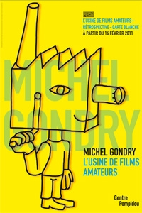 A la recherche de la nouvelle star, Newlook, Michel Gondry, Centre Georges Pompidou,