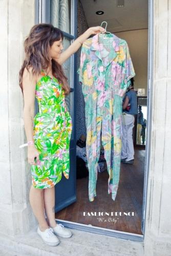 fashion brunch,la rotonde