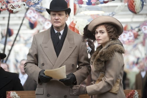 le discours du roi,king's speech,colin firth,helena bonham carter,universal pictures