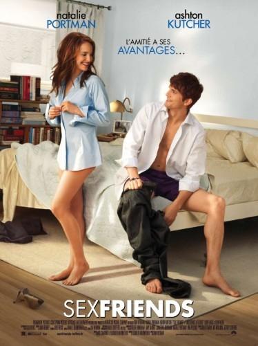 Sex friends, No strings attached, Natalie Portman, Ashton Kutcher, Ivan Reitman, Paramount pictures